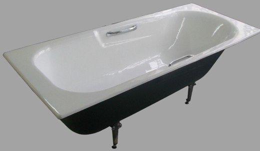 Чугунная ванна на ножках кировская сантехника сантехника kolo производитель